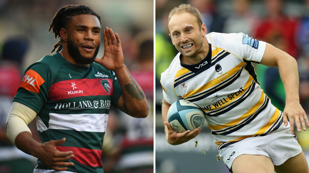 Kyle Eastmond & Chris Pennell: Bans for Premiership duo after disciplinary panel hearings