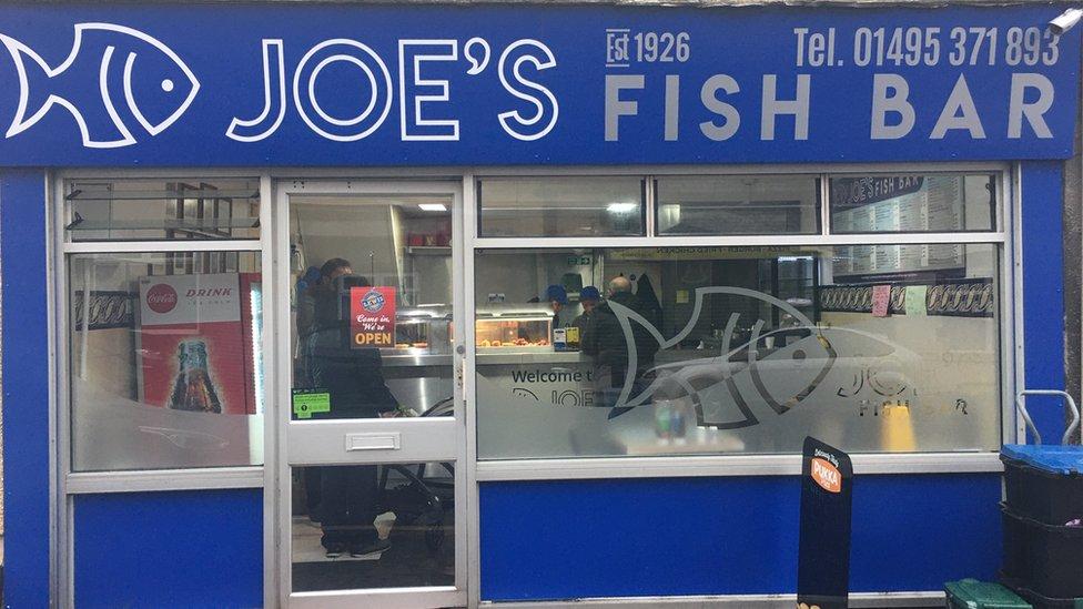 Joe's Fish Bar