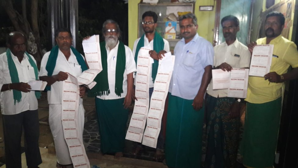 तमिलनाडु किसान