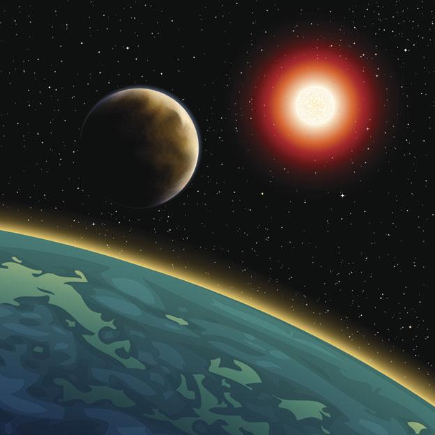 Tierra, Luna y Sol