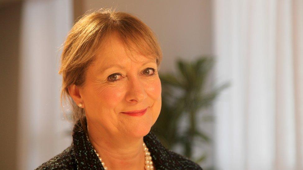 Helen Gordon, chief executive of Grainger