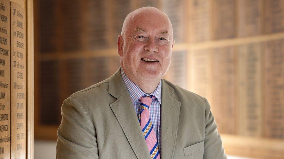 Holbrook Academy head teacher Simon Letman dies suddenly