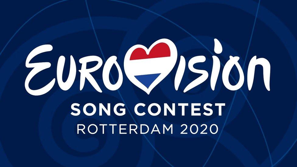 Logo evrovizije