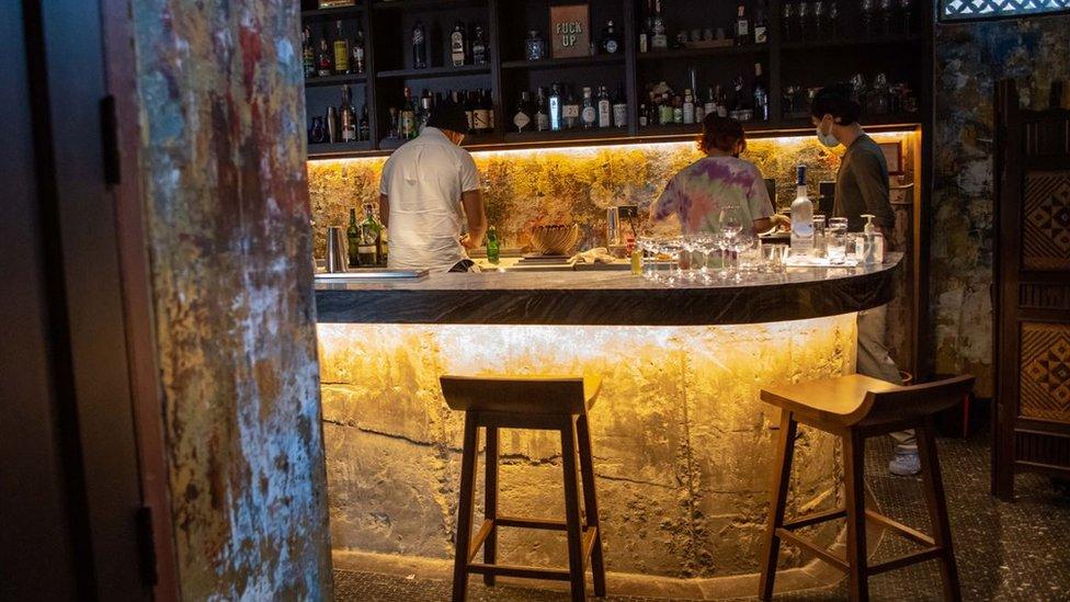 Niks' bar