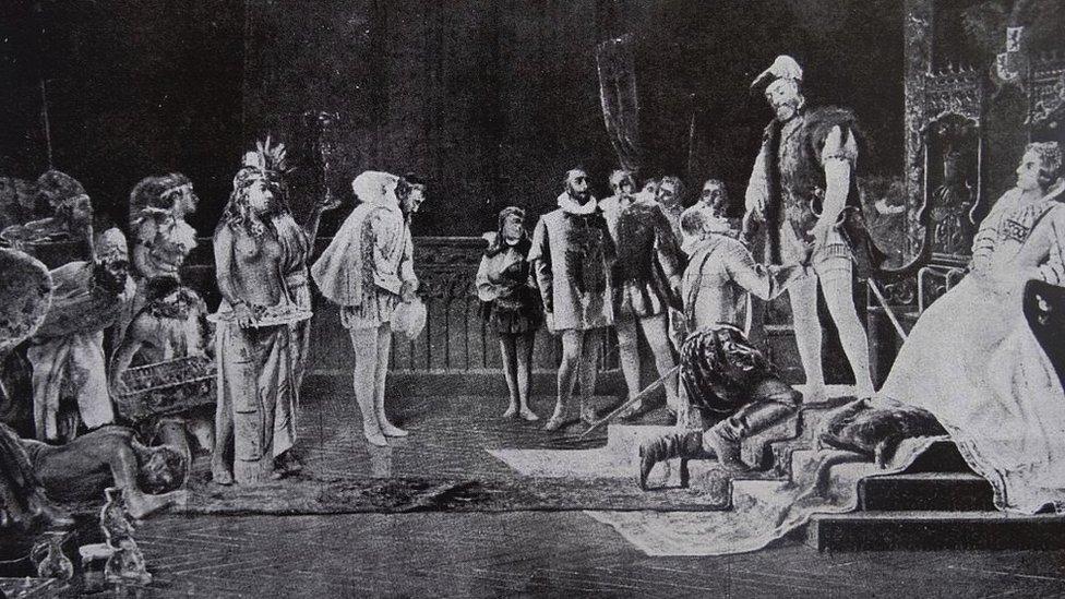 Cortes y Carlos I
