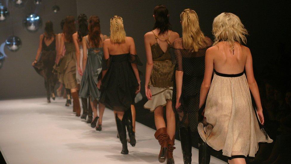 Manekenke na Nedelji mode u Australiji