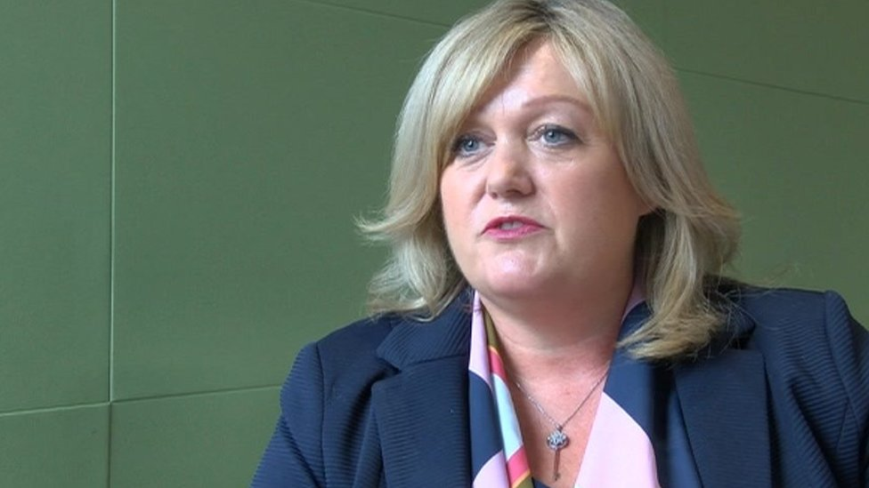Northamptonshire child service's boss Victoria Perry removed