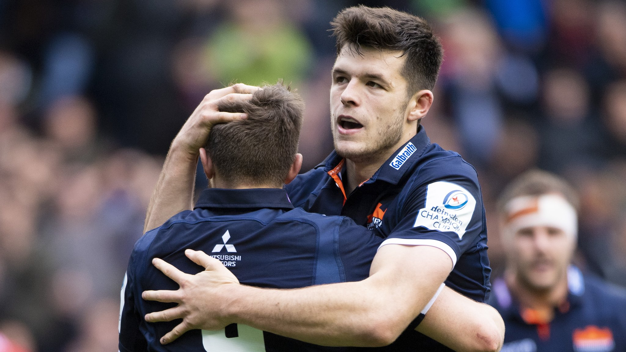 Impressive Edinburgh thump Toulon with bonus point