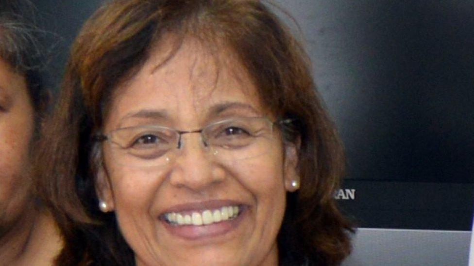 President Hilda Heine