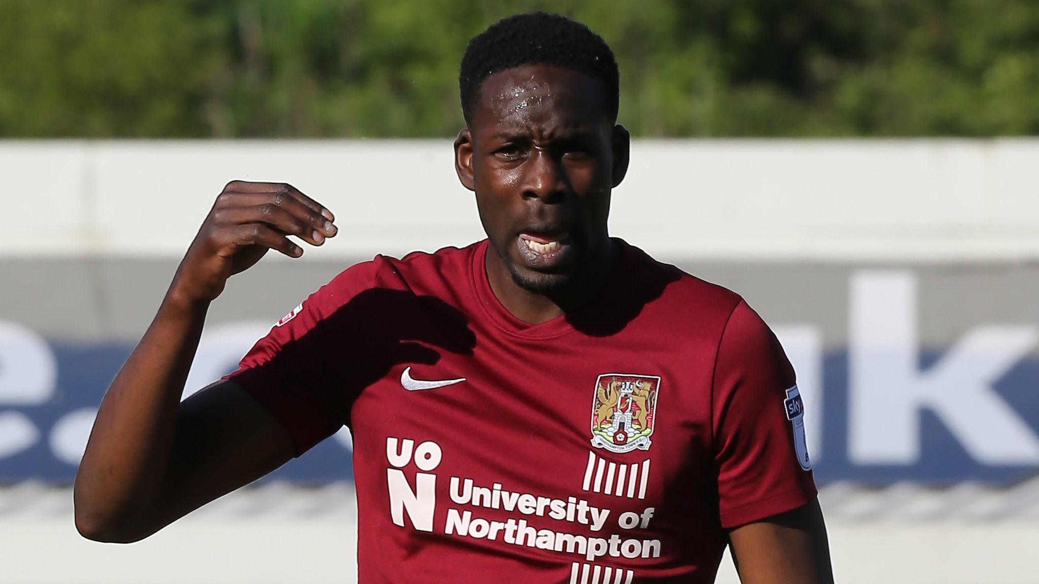 Leon Barnett: Northampton Town centre-back agrees new one-year contract