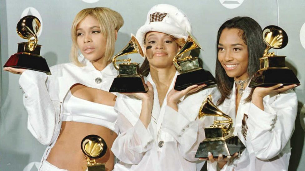 TLC at the Grammys