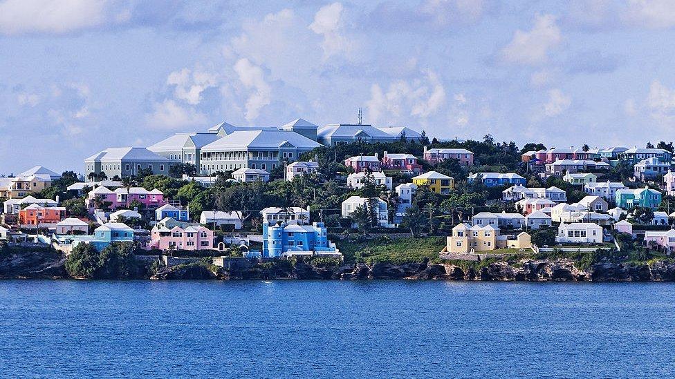 Villas en Bermudas.