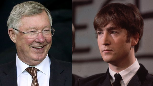 Liverpool v Man Utd: Klopp likens Sir Alex Ferguson to John Lennon