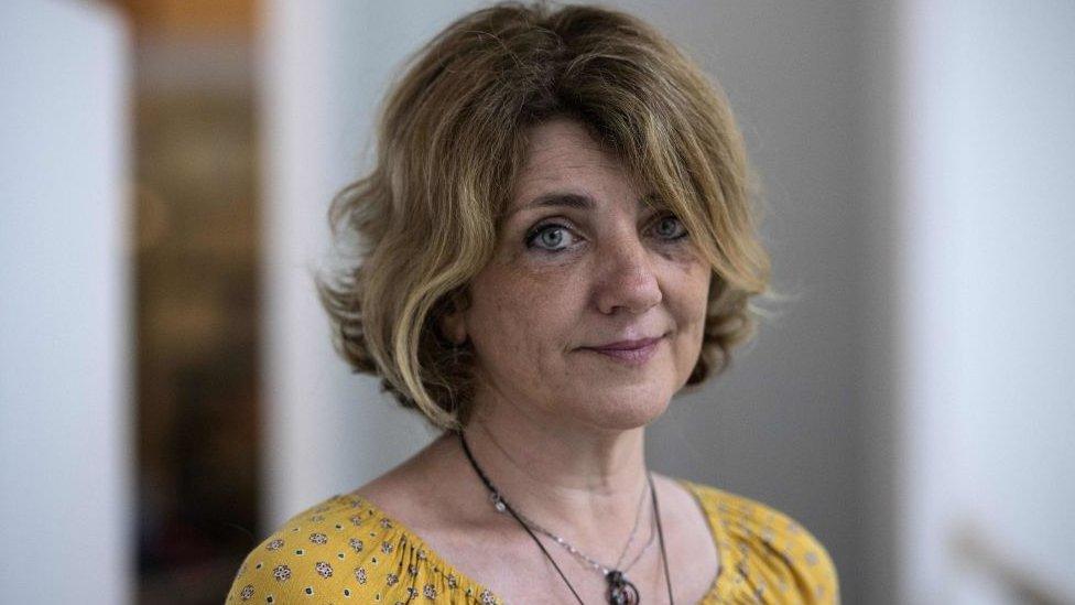 Doctora Cristina Cattaneo.