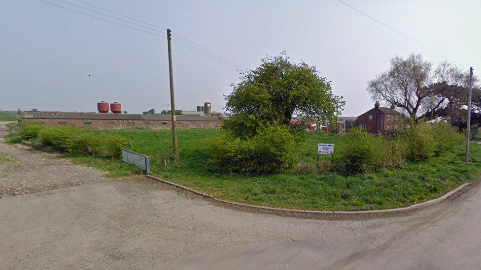 Fir Tree Farm in Goxhill
