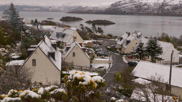 Caol Loch Aillse