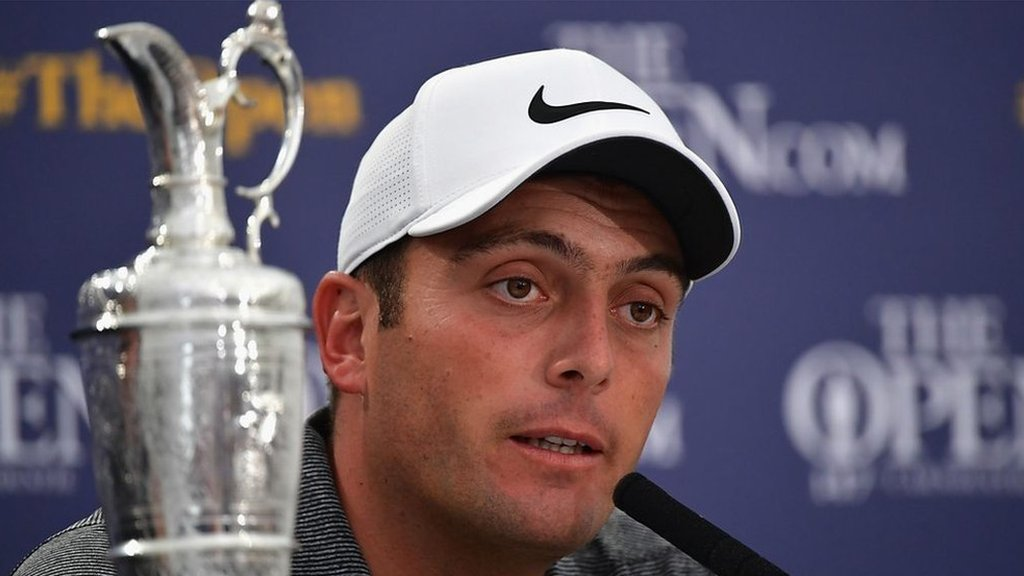 'Hopefully it will have sunk in by then' - Molinari looks forward to Open defence