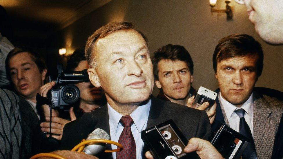 Oleg Kalugin.