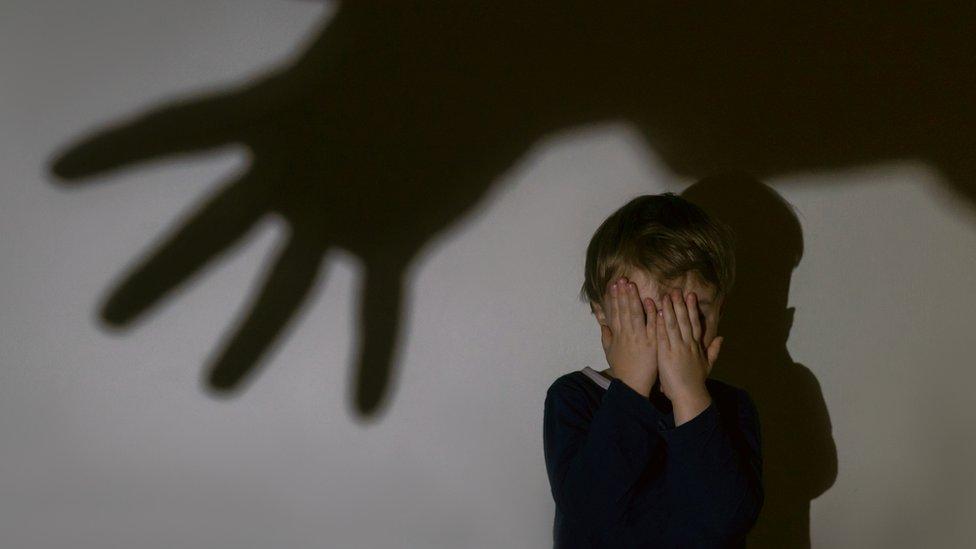 Secuestro de niño en China