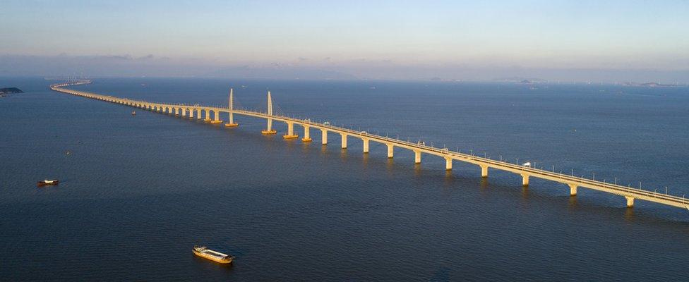 Most između Hong Konga i Makaa