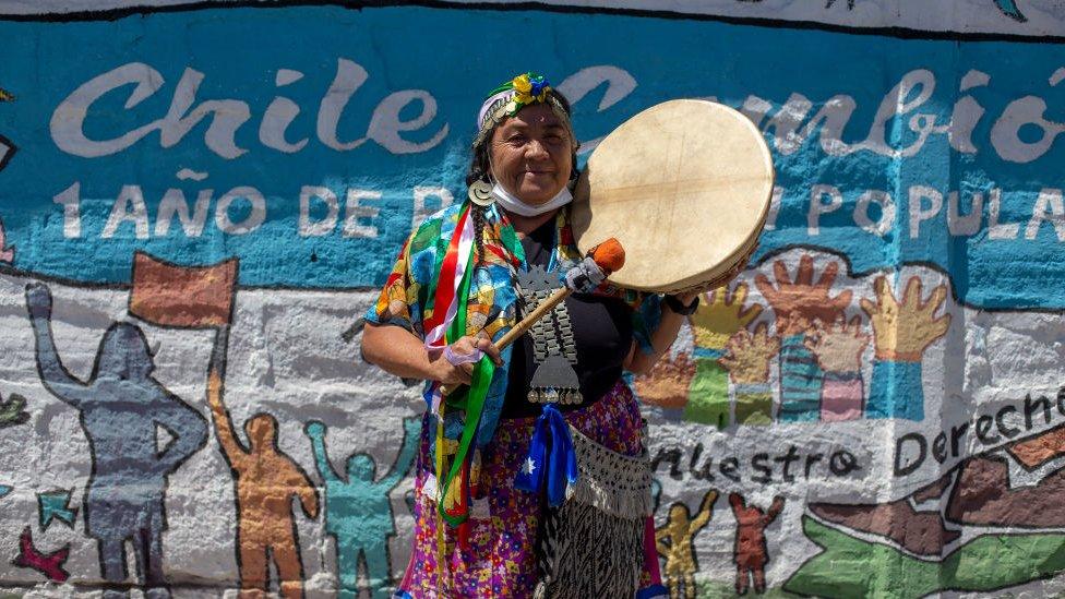 Demanda mapuche