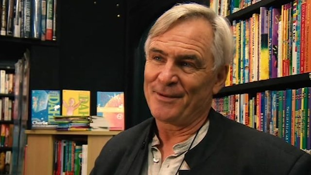 Nigel Jamieson, director of the City of the Unexpected,