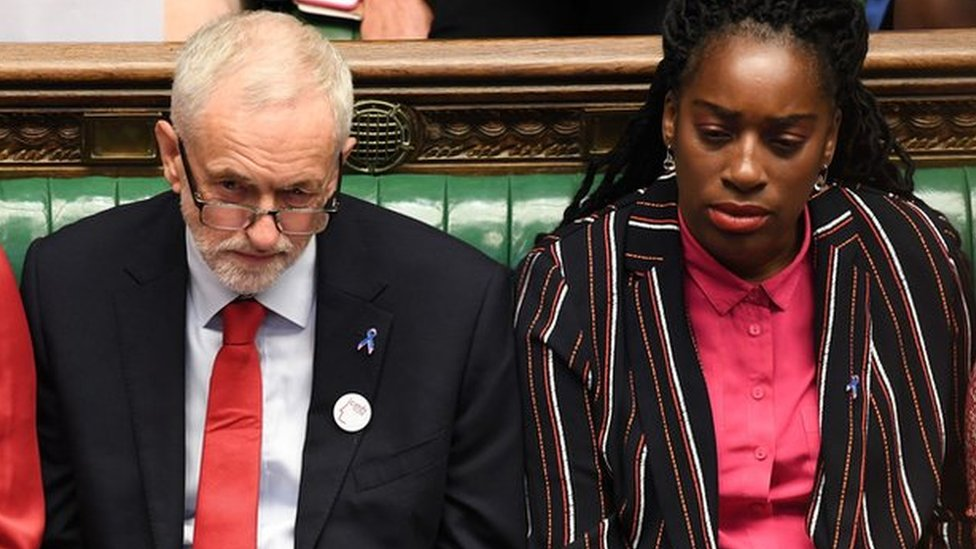 Kate Osamor on Labour frontbench