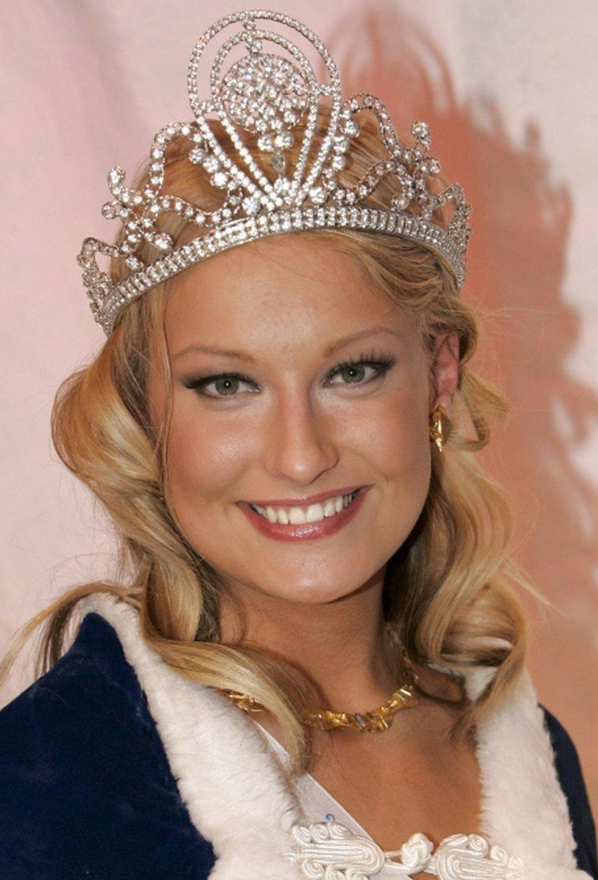 Ninni Laaksonen, former Miss Finland