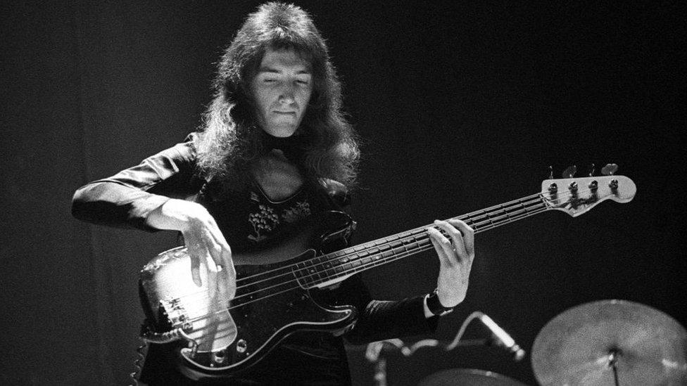 John Deacon.