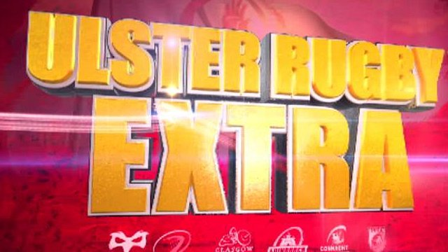Rory Best is the guest player on Ulster Rugby Extra