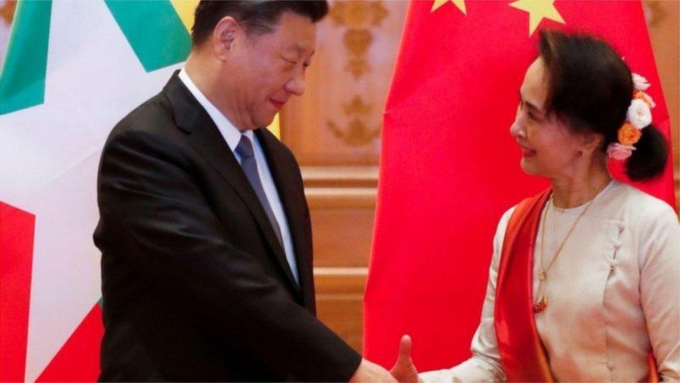 中國在越南的疫苗外交遇對手。