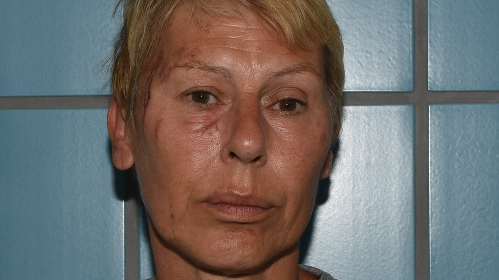 Julie Myers: 'Wicked' drain cleaner attacker jailed