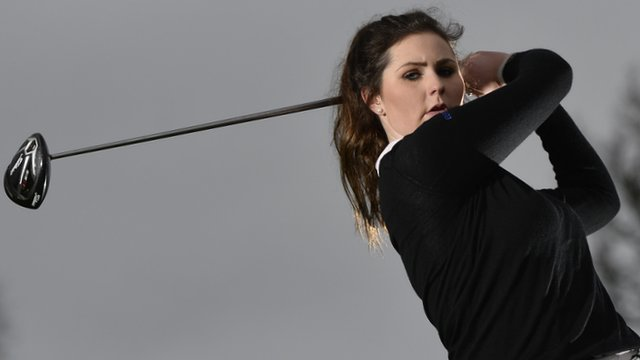 Olivia Mehaffey goes into the Curtis Cup in good form having already won three tournaments in 2016