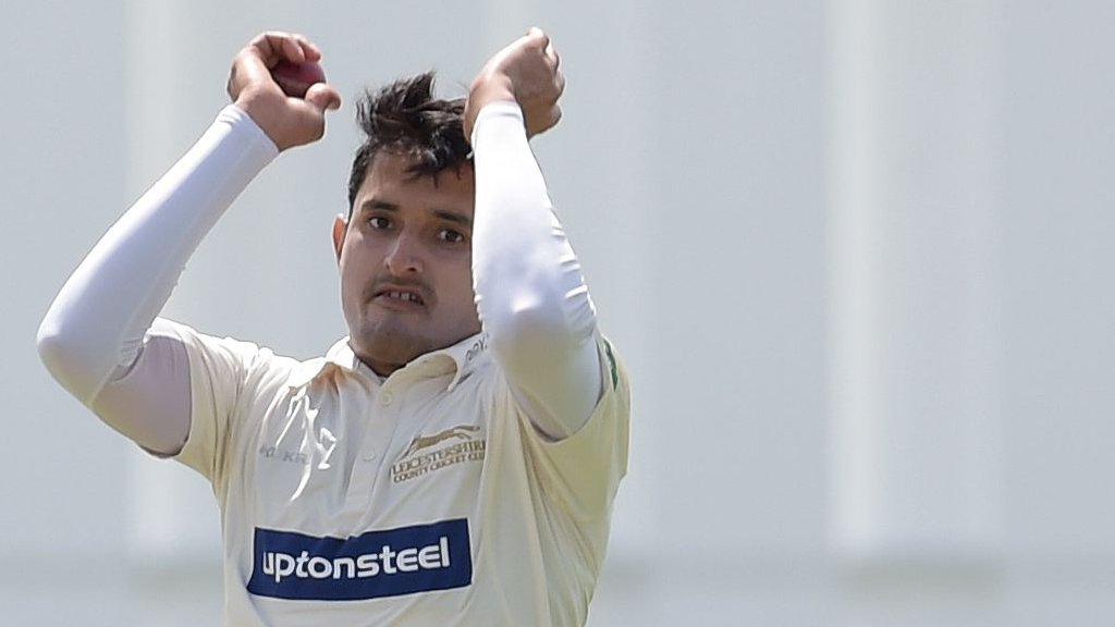 County Championship: Mohammad Abbas shines as Leicestershire dominate day two against Gloucestershire