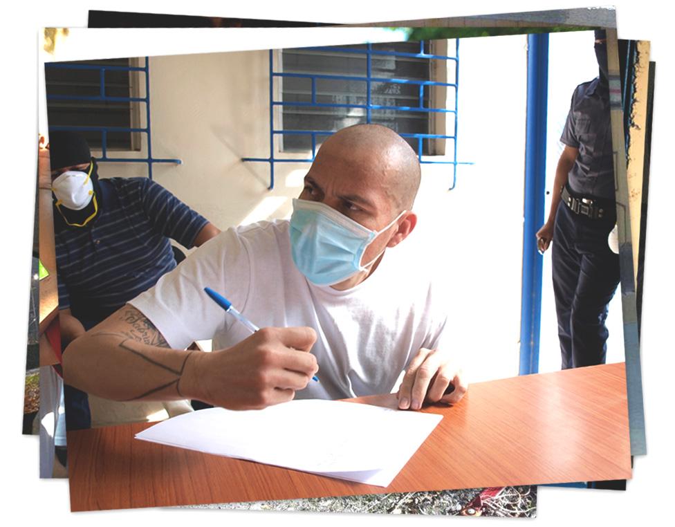 Armando Villanueva, alias Liro Buda, pandillero salvadoreño