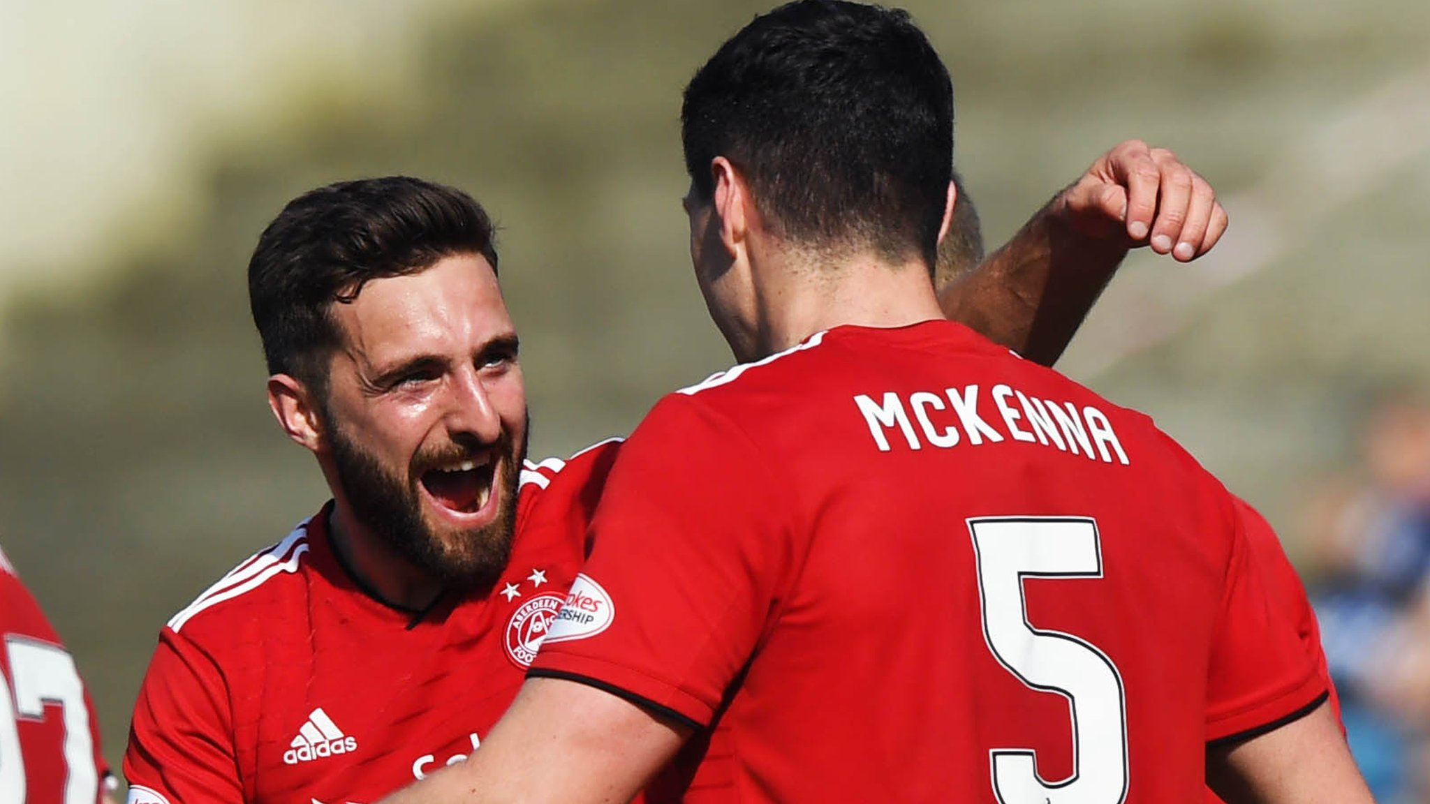 Kilmarnock have three sent off as Aberdeen go third