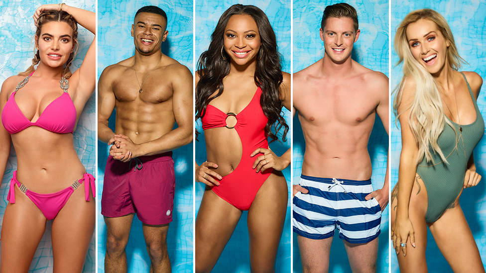 Love Island: Does the show have a race, age and body diversity problem?