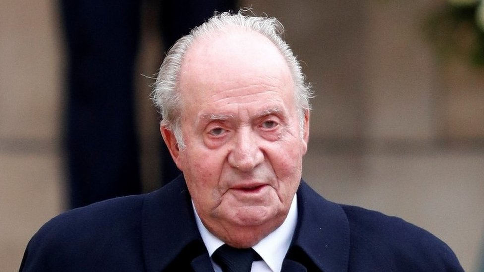 В Испании не могут найти бывшего короля Хуана Карлоса. Он уехал, но куда - неизвестно