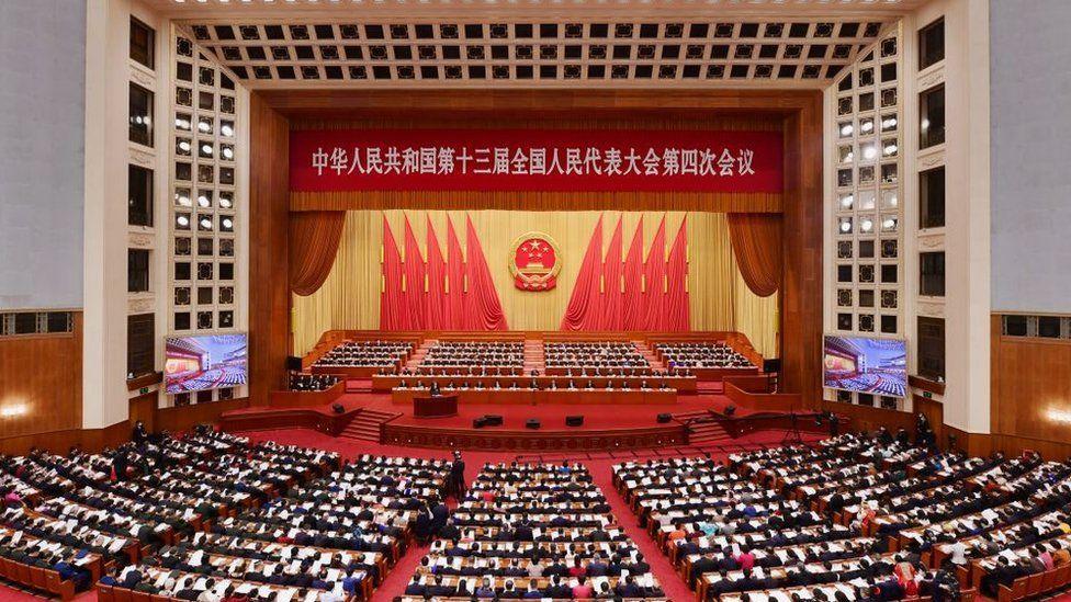 中國全國人大會議3月5日在北京開幕。開幕會上提出,決定對香港特區選舉制度做出改變。