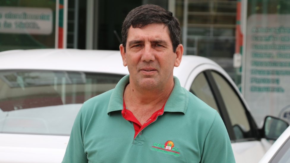 José Antonio Mathias Ferreira