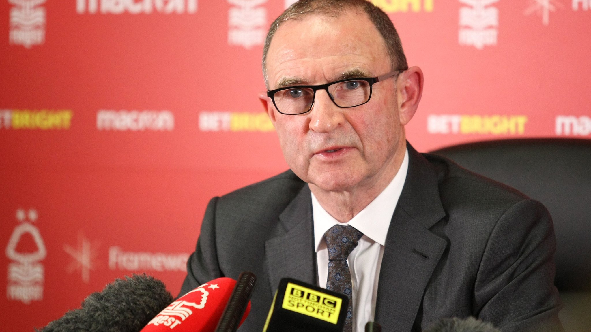 Nottingham Forest manager Martin O'Neill wants Roy Keane as assistant