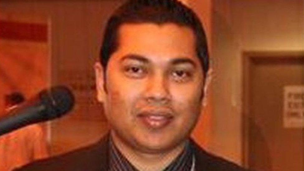 Siful Haque Sujan