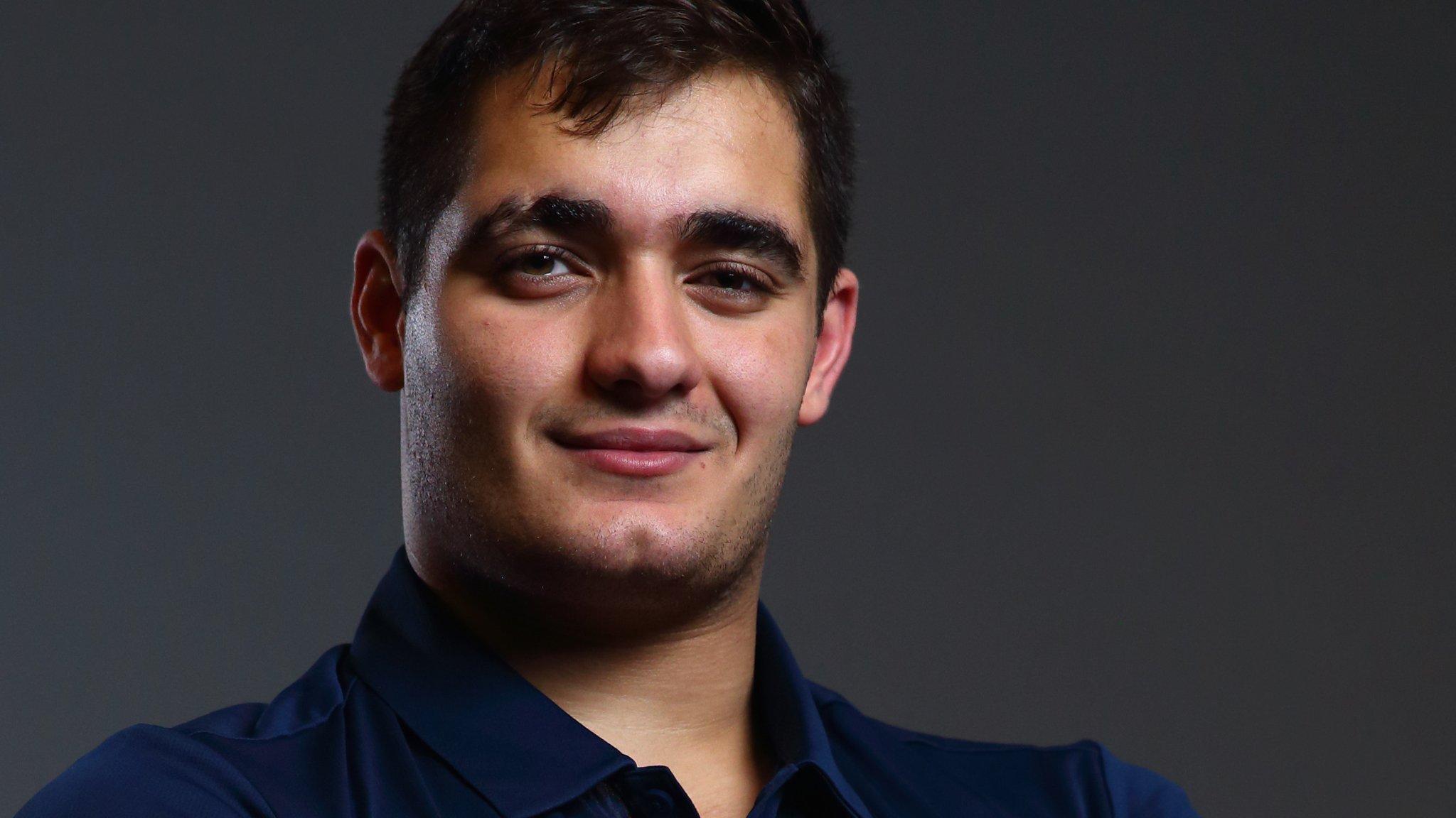 Dimitri Coutya: Briton wins wheelchair fencing bronze at European Championships