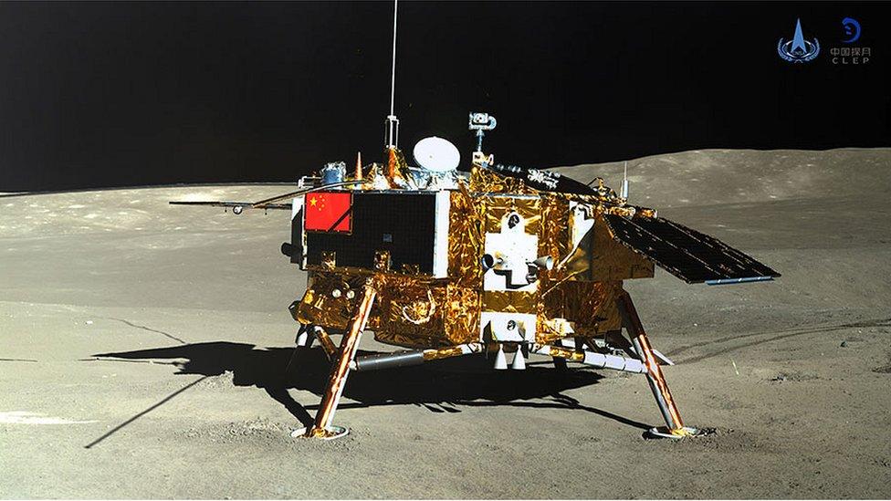 Chang'e-4.