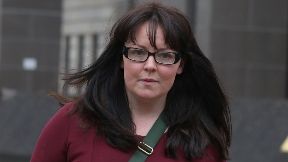Natalie McGarry: Former SNP MP embezzled £25,000 from Yes groups