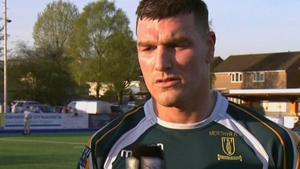 'I can tell everyone and just be myself' - Blues wing James on mental health battle