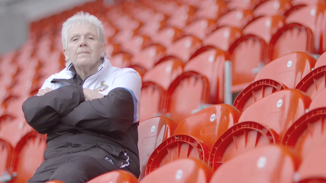 Jan Milner tells us how walking football revived her playing career and the FA People's Cup