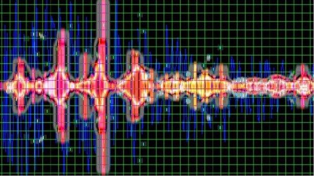 人工智能幫助辨識出聲音的細微差異(Credit: SCIENCE PHOTO LIBRARY)