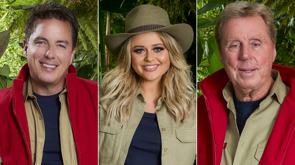 'Football tougher than jungle' – Redknapp in I'm a Celebrity