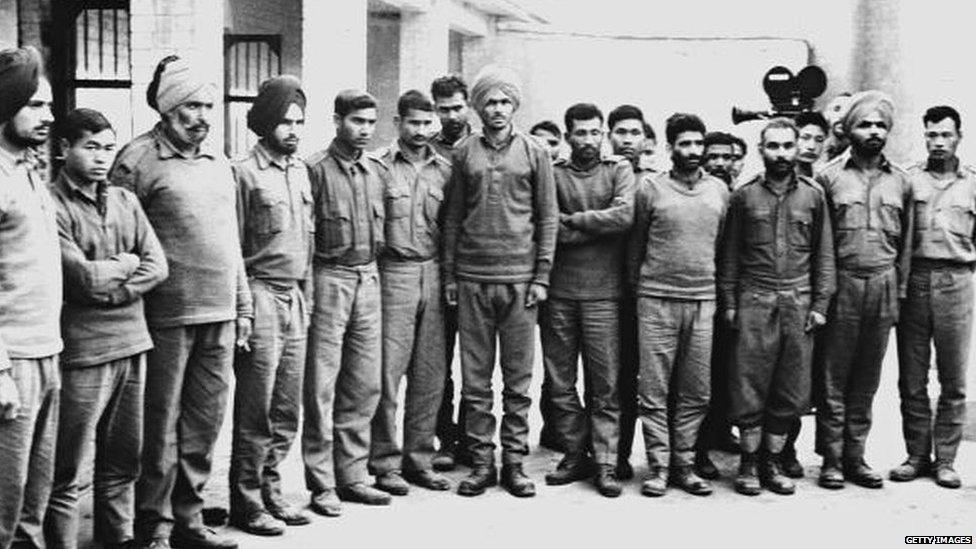 भारत के 'गुमशुदा 54 सैनिकों' का राज़ क्या है
